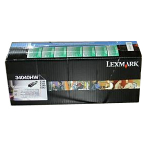 Toner nero 34040HW Originale Lexmark
