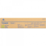 Toner giallo A0D7251 Originale Konica Minolta