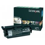 Toner nero T650H11E Originale Lexmark