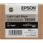 T8509 Cartuccia nero chiaro chiaro C13T850900 Originale Epson