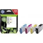 Originali HP 364XL Cartucce Nero - Ciano - Magenta - Giallo N9J74AE