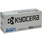 Toner ciano 1T02NTCNL0 Originale Kyocera