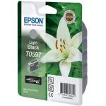 Cartuccia nero chiaro C13T05974020 Originale Epson
