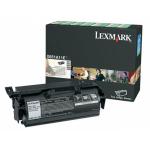 Toner nero X651A11E Originale Lexmark