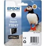 Cartuccia nero foto C13T32414010 Originale Epson