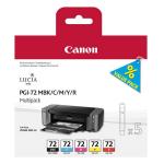 Serbatoi inchiostro 5 colori 6402B009 Originale Canon