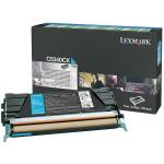Toner ciano C5340CX Originale Lexmark