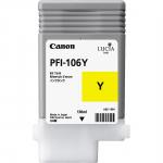 Serbatoio inchiostro giallo 6624B001AA Originale Canon