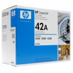 Toner nero Q5942A Originale HP