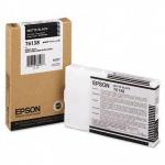 Cartuccia nero opaco C13T613800 Originale Epson