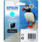 Cartuccia ciano C13T32424010 Originale Epson
