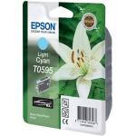 Cartuccia ciano chiaro C13T05954020 Originale Epson