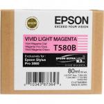 Cartuccia magenta chiaro vivido C13T580B00 Originale Epson