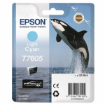 Cartuccia ciano chiaro C13T76054010 Originale Epson