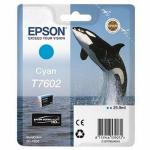 Cartuccia ciano C13T76024010 Originale Epson