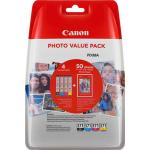Serbatoi inchiostro Nero foto - Colore 0332C005 Originale Canon