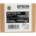 T5808 Cartuccia nero opaco C13T580800 Originale Epson