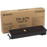 Kyocera 1T02H00EU0 Toner TK-675 Originale Nero