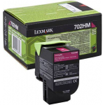 702HM Toner magenta 70C2HM0 Originale Lexmark