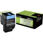 Toner ciano 80C2HC0 Originale Lexmark