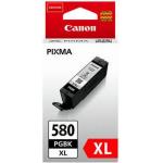 PGI-580XLPGBK CARTUCCIA NERO ORIGINALE PER PIXMA TS 6150/8150/9150 TR 8550 (18,5ml)