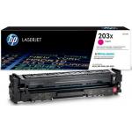 Toner ORIGINALE HP CF543X - 203X Magenta