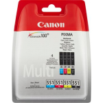 Serbatoi inchiostro Nero foto - Colore 6443B006 Originale Canon