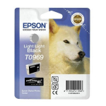 Cartuccia nero chiaro chiaro C13T09694010 Originale Epson
