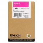 Cartuccia magenta C13T611300 Originale Epson