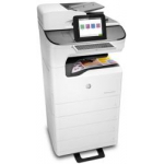 Stampante multifunzione ink-jet HP PageWide Enterprise Color MFP 785zs