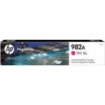 T0B24A Cartuccia Originale HP 982A Capacità Standard Magenta