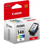 8288b001 Cartuccia Canon ORIGINALE CL546XL ALTA CAPACITA COLORI
