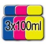 Inchiostri per la ricarica di Cartucce Canon Colori