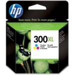 CC644EE Cartuccia HP 300XL Originale Colori
