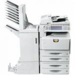 Stampante Kyocera KM C3232e multifunzione laser
