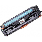 304A Toner Compatibile con HP CC531A e Canon Cartridge 718 Ciano
