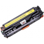 304A Toner Compatibile con HP CC532A e Canon Cartridge 718 Giallo