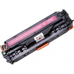 304A Toner Compatibile con HP CC533A e Canon Cartridge 718 Magenta