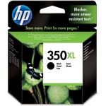Cartucce HP n.350XL ORIGINALI Alta Capacita' Nero