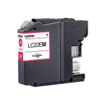 Cartuccia Originale Brother LC-22EM Magenta
