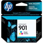 Cartuccia ORIGINALE CC656AE HP 901 Colori