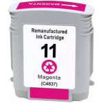 Cartuccia compatibile c4837A HP 11 magenta