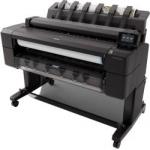Stampante Hewlett Packard DesignJet T2500 EMFP ink-jet
