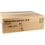 MK-671 Kit manutezione 1702K58NL0 Originale Kyocera