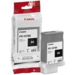Cartuccia Originale Canon PFI 107 BK Nero 130ml.