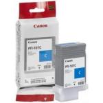Cartuccia Originale Canon PFI 107 C Cyano 130ml.