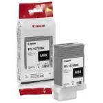 Cartuccia Originale Canon PFI 107 MBK Nero Opaco 130ml.