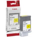Cartuccia Originale Canon PFI 107 Y Yellow 130ml.