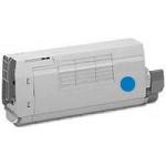 Toner Compatibile con Oki 45862839 Ciano