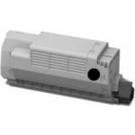 Toner Compatibile con Oki 45862840 Nero